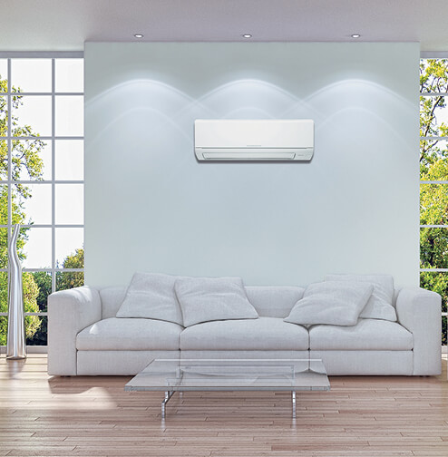 aire acondicionado fresco
