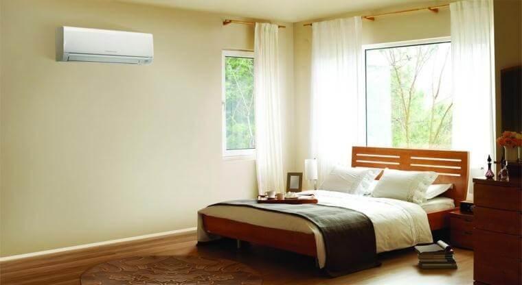 aire acondicionado salón