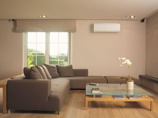 dónde colocar aire acondicionado salón