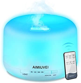 Humidificador Aromaterapia AIMIUVEI